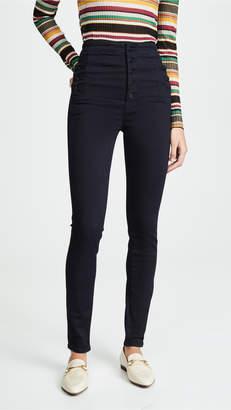 b4cbc5f1405 J Brand Natasha Sky High Skinny Jeans - ShopStyle