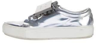 Acne Studios Metallic Adrianna Sneakers