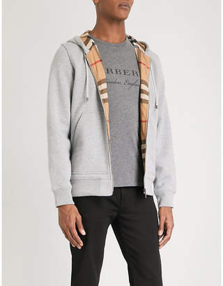 Burberry Fordson cotton-blend hoody