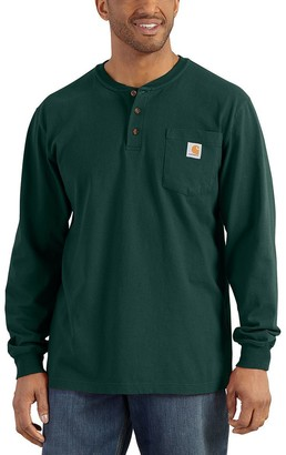Carhartt Workwear Pocket Henley Shirt - Men's