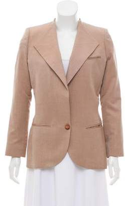 Chloé Casual Wool Jacket