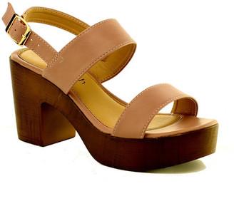 Refresh Irish Platform Sandal $49.99 thestylecure.com