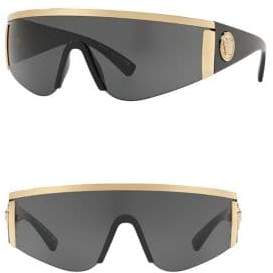 Versace Gold-Trimmed Sunglasses
