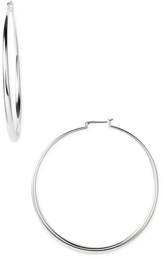 Nordstrom Thick Hoop Earrings
