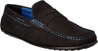 Donald J Pliner Men's Igor2 Nubuck Driving Loafer