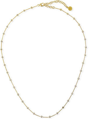 Amrapali Legend Tarakini 18k All-Around Diamond Necklace