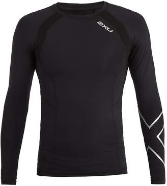 2XU Compression long-sleeved performance top