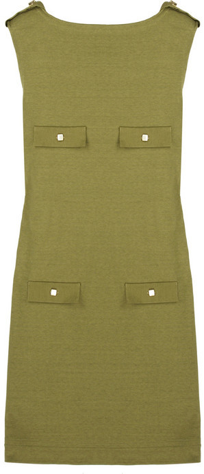 Chloé Sleeveless jersey dress