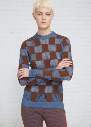 Marni Checkerboard Knit