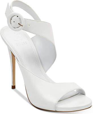GUESS Tyson Asymmetrical Sandals Women's Shoes