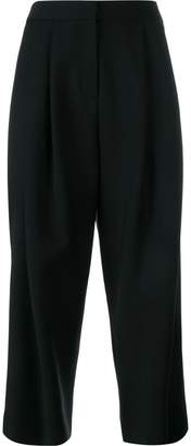 ADAM by Adam Lippes cropped wide leg trousers