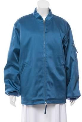 Alexander Wang Casual Bomber Jacket