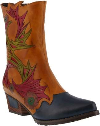 Spring Step L'Artiste by Leather Boot - Chikie