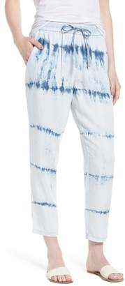DL1961 Smith Warren Tie Dye Jogger Pants