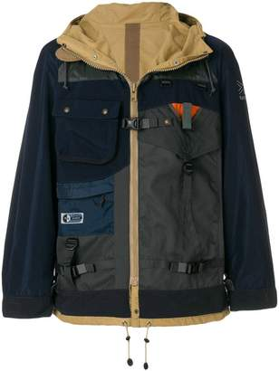 Junya Watanabe cargo hooded jacket