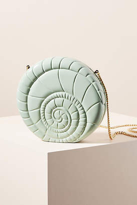 Aranaz Round Shell Clutch
