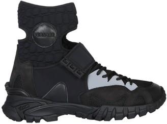Versace Zeus Sneakers With Vibram Sole