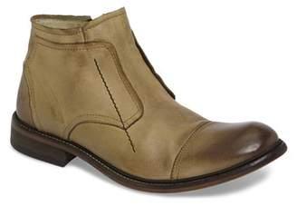 Fly London Hale Low Cap Toe Boot