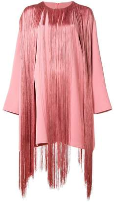 MM6 MAISON MARGIELA oversized fringe dress