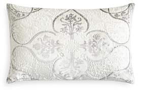 Kevin O'brien Studio Kevin O'Brien Studio Persian Flocked Velvet Decorative Pillow, 12 x 18