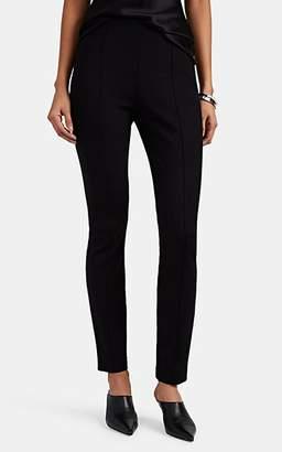 The Row Women's Bosso Bonded Jersey Leggings - Black