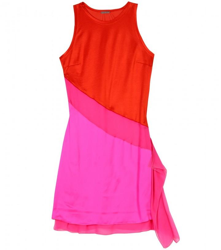 Bottega Veneta COLOR-BLOCK DRESS