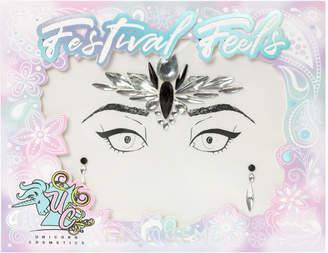 Unicorn Cosmetics Festival Feels Face and Body Gems Mosh Pit