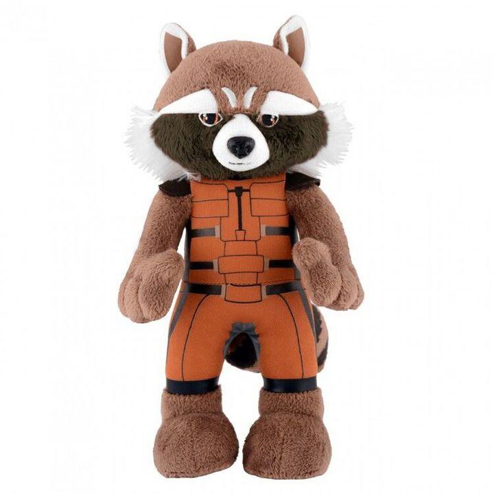 "Marvel® ""Guardians Of The Galaxy"" Rocket Raccoon Plush Figure"