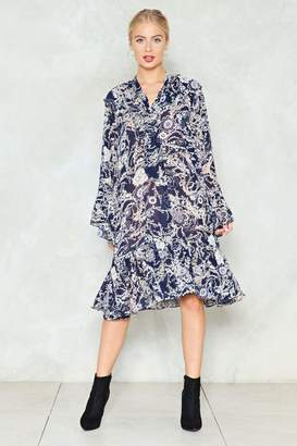 Nasty Gal Grow See the World Floral Dress