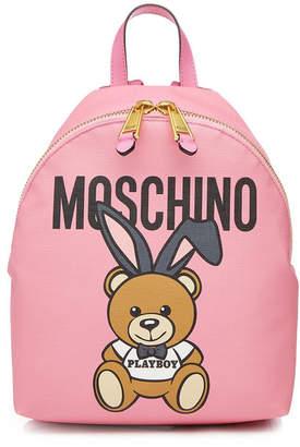 Moschino Bunny Teddy Backpack