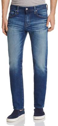 AG Denim 360 Matchbox Slim Fit Jeans in 17 Years Presidents $235 thestylecure.com
