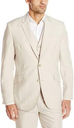 Cubavera Cuba Vera Men's Easy Care Linen Blend Jacket