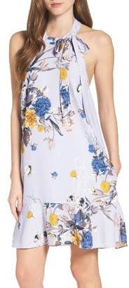 Women's Chelsea28 Bow A-Line Dress $139 thestylecure.com