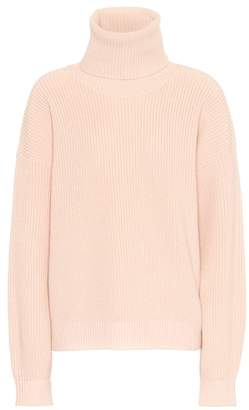 Tory Burch Cashmere and wool turtleneck sweater