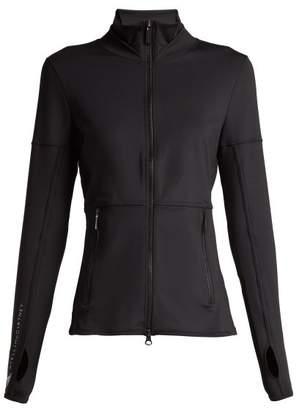 adidas by Stella McCartney Performance Essentials Mid Layer Jacket - Womens - Black