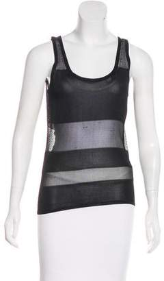 Robert Rodriguez Sleeveless Knit Top w/ Tags