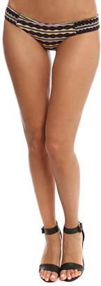 Tori Praver Swimwear Tori Praver Daisy Neon Native Bikini Bottom