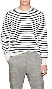 Rag & Bone Men's Sam Striped Cotton-Blend Sweater