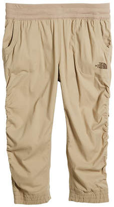 The North Face Aphrodite Ruched Lightweight Capris, Size XXS-XL