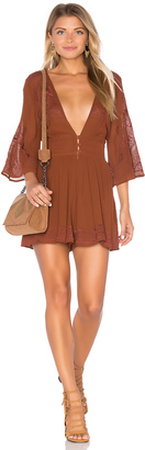 Cleobella Sarina Romper $279 thestylecure.com