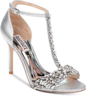 Badgley Mischka Veil High Heel Sandals Women's Shoes