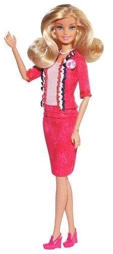 Barbie I Can Be... U.S.A. President Doll