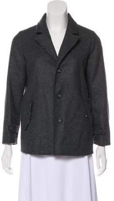 Iceberg Wool Long Sleeve Jacket