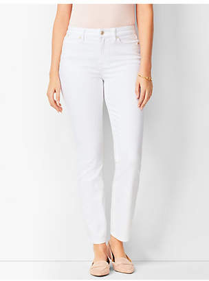 Talbots Slim Ankle Jeans - Curvy Fit