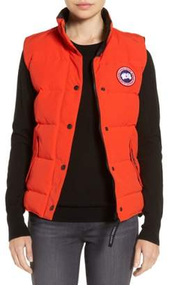 Canada Goose 'Freestyle' Slim Fit Down Vest