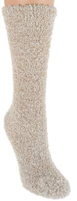 Barefoot Dreams Cozychic Heathered Women's Socks