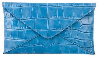 MICHAEL Michael KorsMichael Kors Leather Envelope Clutch