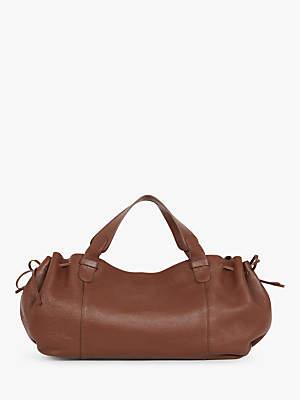 Gerard Darel Le 24 GD Leather Shoulder Bag