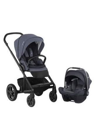 Nuna MIXX Travel System Stroller & Car Seat