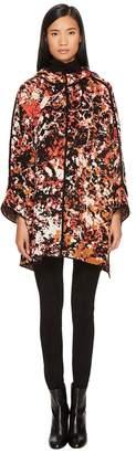 M Missoni Petal Jacquard Cape Women's Clothing